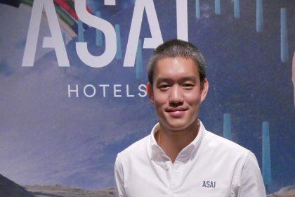 รูปข่าว 'ศิรเดช โทณวณิก' ภารกิจปั้นแบรนด์โรงแรม 'ASAI'