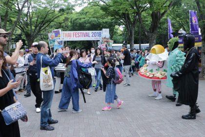 รูปข่าว The Mask Singer ไทยโกอินเตอร์ อวดโฉมที่ญี่ปุ่น