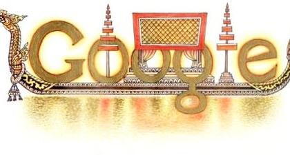 รูปข่าว กูเกิลเปิดตัว Doodles ที่คนไทยนิยมสูงสุด