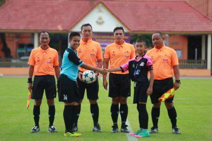 รูปข่าว เปิดการแข่งขันฟุตบอล 'PTT GROUP CUP 2018' ปีที่ 22