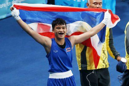 รูปข่าว กำปั้นไทยคว้า 2 ทอง 1 เงิน 1 ทองแดง มวยสากลยูธโอลิมปิก