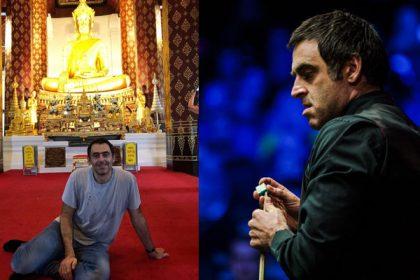 รูปข่าว ศรัทธาพุทธศาสนา!รอนนี่ตั้งเป้าใช้ชีวิตอยู่วัดไทย 3 เดือน