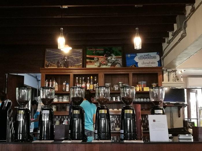 ร้านกาแฟ จังหวันน่าน