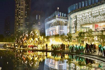 รูปข่าว 'ICONSIAM – The Makers'  พลังแห่งหัวใจไทย ยิ่งใหญ่สะกดโลก