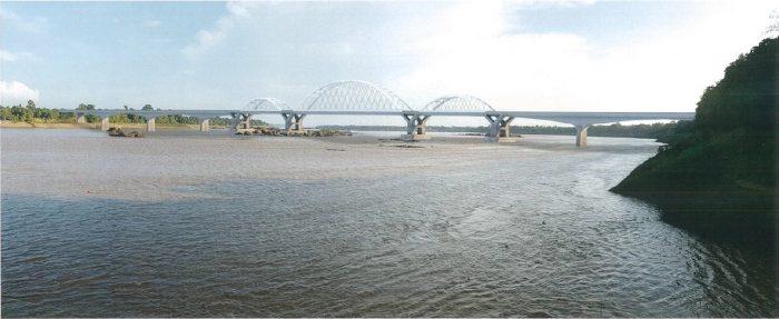 สะพานมิตรภาพไทย-ลาว แห่งที่ 6