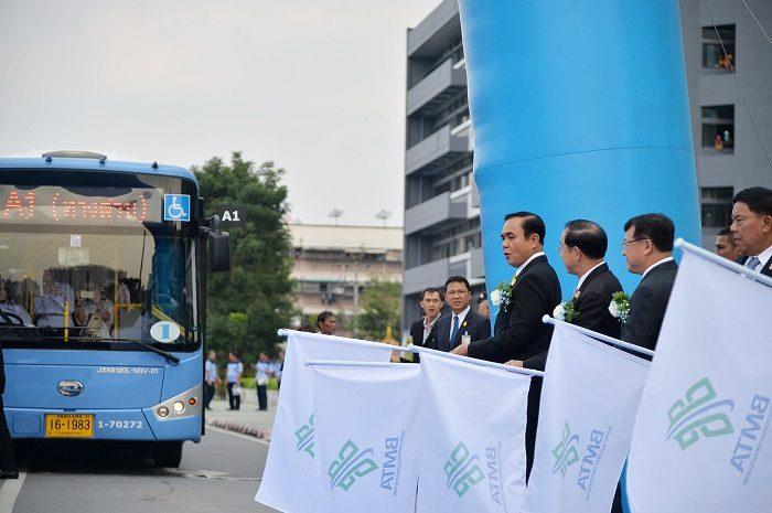 รถเมล์เอ็นจีวี