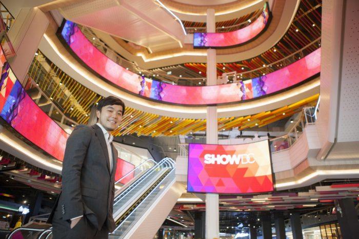 Mr Goh Soo Sing CEO SHOW DC 6