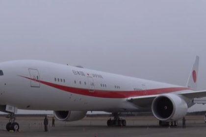 รูปข่าว ส่อง 'เครื่องบินลำใหม่' รัฐบาลญี่ปุ่น