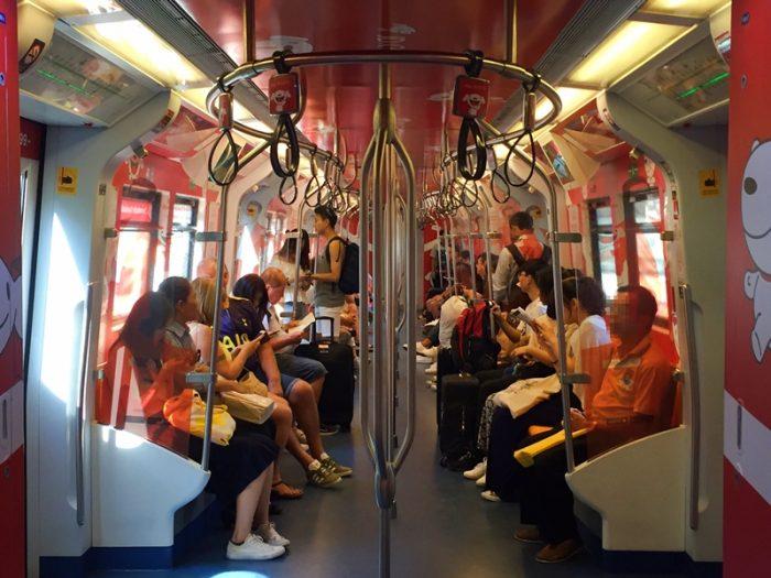 รถไฟฟ้า บีทีเอส