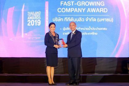 รูปข่าว TTW คว้ารางวัล 'สุดยอดองค์กรธุรกิจไทยแห่งปี'