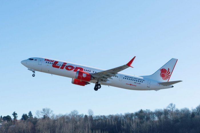 ไทยไลอ้อน 737 แม็กซ์ 9