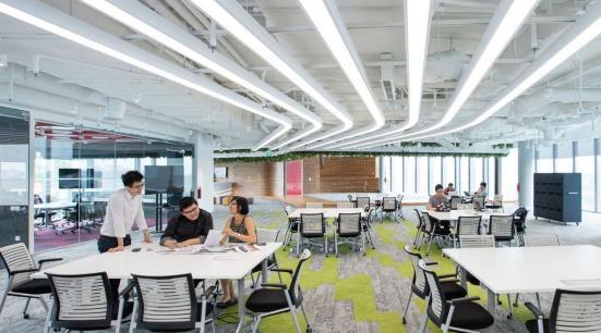 DBS DAX Innovation Lab Innovation Space
