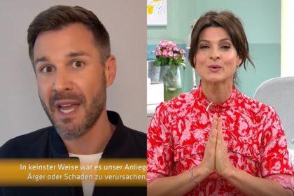 รูปข่าว 2 พิธีกรชาวเยอรมันไหว้ขอโทษคนไทยปมล้อเลียนวัฒนธรรม