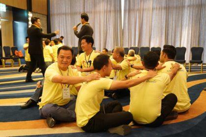 รูปข่าว ปลุกพลังเป็นหนึ่ง 'ส.ส.ภูมิใจไทย'