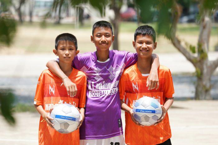 โครงการ ล้านลูก ล้านพลังสร้างฝันเด็กไทย