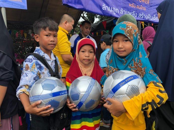 โครงการ ล้านลูก ล้านพลังสร้างฝันเด็กไทย2