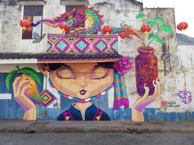 Art Creation @ Sukhothai by Kenji Chai I