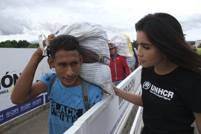 """Image result for """"ปู ไปรยา"""" เปิดใจ ถึงภารกิจช่วยผู้ลี้ภัยที่โคลอมเบีย"""