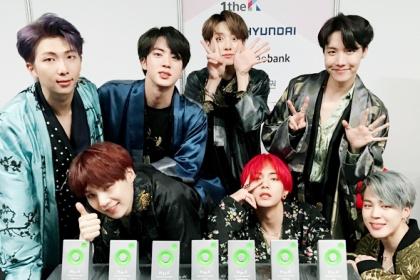 รูปข่าว BTS ยืนยันแสดงบนเวที Melon Music Awards 2019