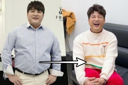 รูปข่าว แห่ให้กำลังใจ! ชินดง SJ เผยลุคใหม่พร้อมรูปร่างผอมเพรียว