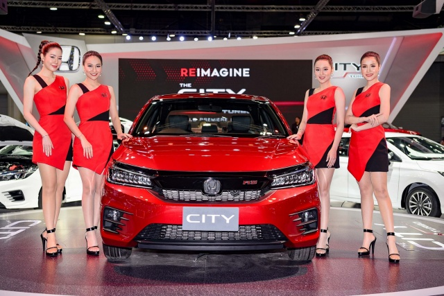 All new City RS 1