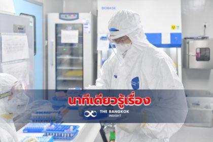 รูปข่าว 'นาทีเดียวรู้ผล-ตรวจเองที่บ้านได้' จีนพัฒนาชุดตรวจสอบ 'ไวรัสโควิด-19'