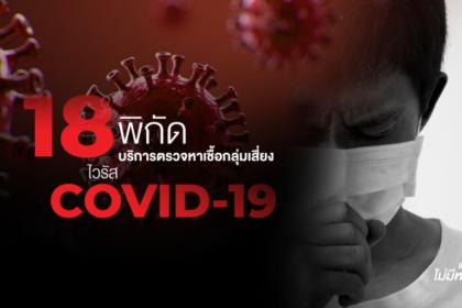 รูปข่าว โหลดเลย!! แผนที่ 18 โรงพยาบาล ตรวจไวรัส 'โควิด-19'