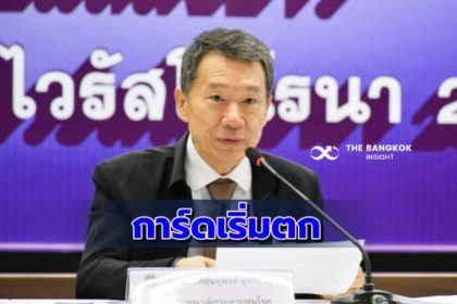 รูปข่าว คนไทยเริ่มการ์ดตก หลัง 'ผ่อนปรน' ป้องกันตัวเองลดลง