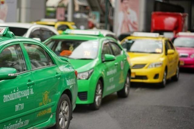 แท็กซี่ สัมภาระ