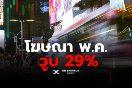 รูปข่าว ยังไม่ฟื้น!! เม็ดเงินโฆษณา เดือนพฤษภาคม ติดลบ 29% โควิด-19 ยังพ่นพิษไม่หยุด