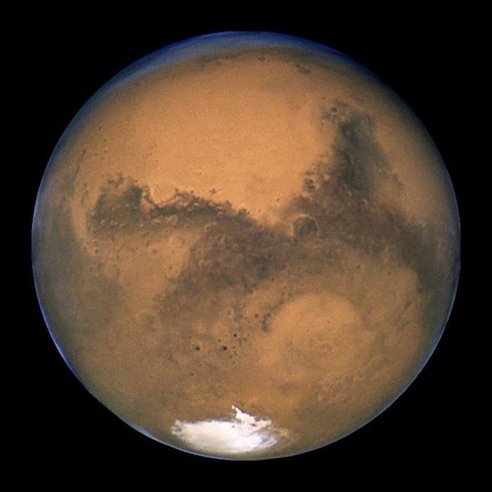 สำรวจดาวอังคาร