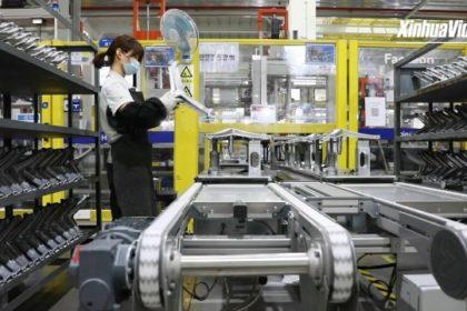 รูปข่าว '5G ผสาน AI' ปรับโฉมการผลิต 'เครื่องซักผ้า' ในจีน