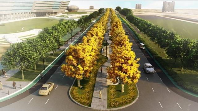 ต้นแบบเมืองสีเขียว