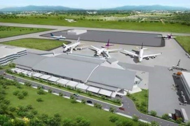 สนามบินเบตง