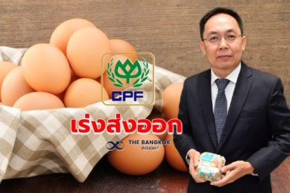 รูปข่าว 'ซีพีเอฟ' เร่งส่งออกไข่ หนุนแผนรัฐแก้ราคาตก