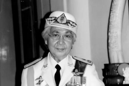รูปข่าว สิ้นพระพี่เลี้ยง! 'ท่านผู้หญิงอภิรดี ยิ่งเจริญ' ถึงแก่อนิจกรรม สิริอายุ 94 ปี