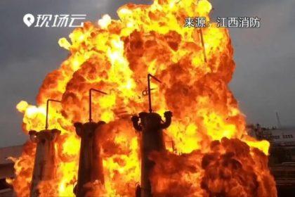 รูปข่าว ส่องภารกิจ 'ซ้อมดับเพลิง' ดุเดือดจัดเต็มในเจียงซี