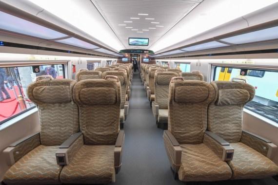 รถไฟความเร็วสูง จีน