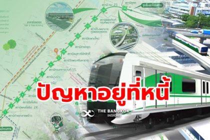 รูปข่าว ขยายสัมปทาน 'รถไฟฟ้าสายสีเขียว' ยังไม่เข้า ครม. 'บิ๊กตู่' ย้ำยึดประโยชน์ชาติ