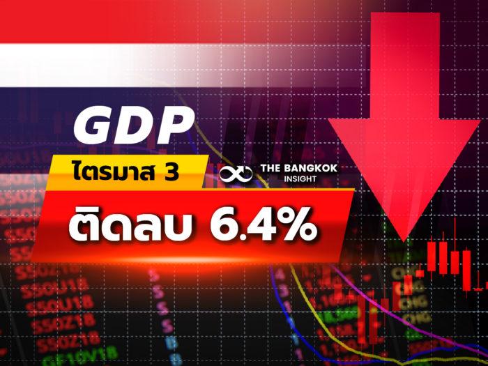 GDP ไตรมาส 3