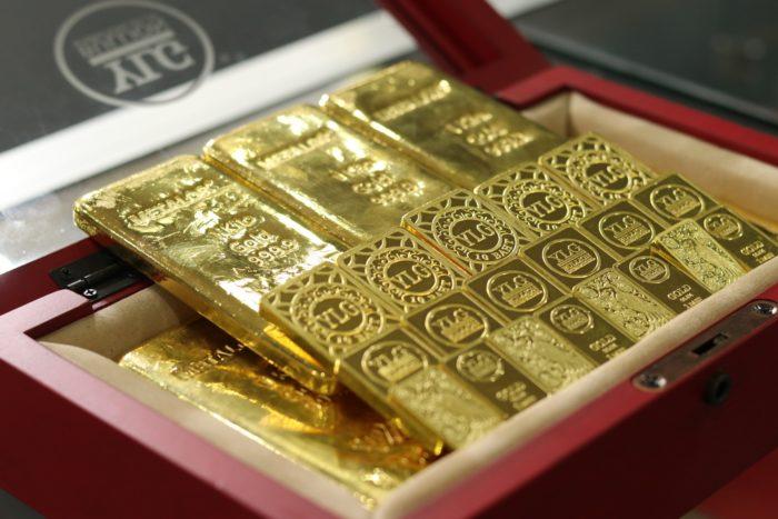 กลยุทธ์ลงทุนทอง