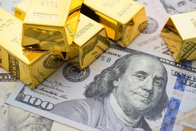 ทองคำ ทองคำแท่ง ลงทุน เงิน ดอลลาร์