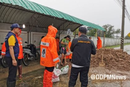 รูปข่าว ใต้อ่วม! 'ฝนตกหนัก-น้ำป่า-น้ำหลาก' ทำน้ำท่วมขยายวงกว้าง เดือดร้อนหลายพันครัวเรือน