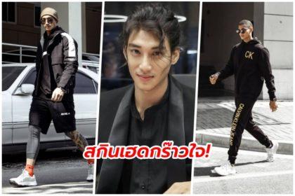 รูปข่าว เปิดลุคหลังสึกใหม่ ๆ ไป๊ ตะกน (Paing Takhon) สกินเฮดกร๊าวใจ แฟน ๆ กดไลก์รัว ๆ