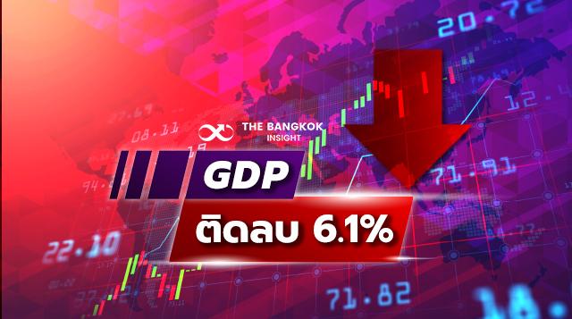 GDP จีดีพี 2564 สภาพัฒน์
