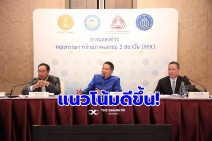 รูปข่าว กกร.มองแนวโน้มเศรษฐกิจไทยดีขึ้น คาดขยายตัวกรอบ 1.5-3.5%