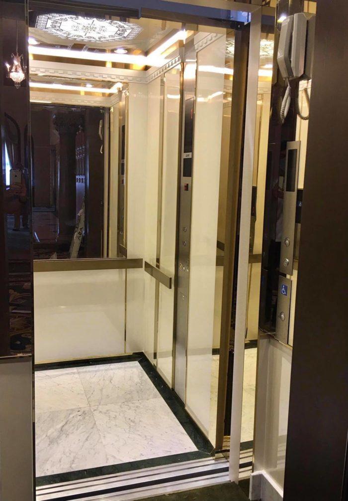 ลิฟท์ทำเนียบ