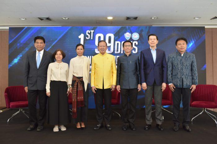 สนั่น อังอุบลกุล ประธานฯ หอการค้าไทย