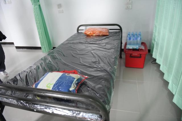 โควิด โรงพยาบาลสนาม กรุงเทพ 2