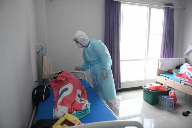 โควิด โรงพยาบาลสนาม กรุงเทพ 7
